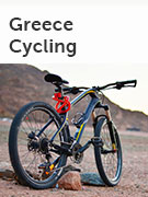 Greece cycling