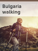 Bulgaria walking