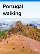 Portugal walking