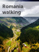 Romania walking
