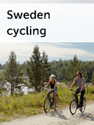 Sweden cycling