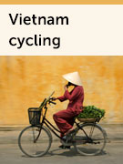 Vietnam cycling