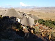 Isandlwana lodge, KwaZulu-Natal. Photo by Richard Madden