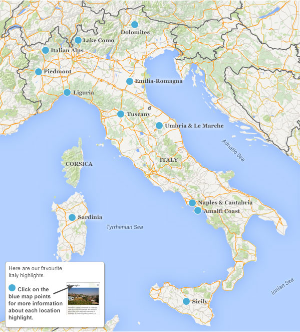 Where to go in italy helping dreamers do where to go in italy gumiabroncs Images