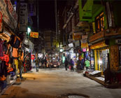Thamel nightlife