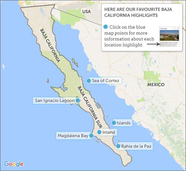 Baja California travel guide by Responsible Travel