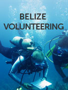 Belize volunteering