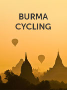 Myanmar (Burma) cycling
