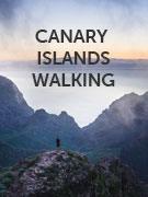 Canary Islands walking