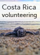 Costa Rica volunteering