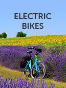 Electric bikes travel guide