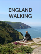 England walking