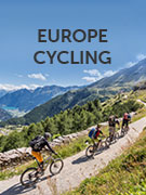 Europe cycling travel guide