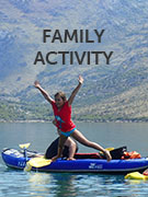 Family activity travel guide