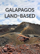 Galapagos land-based