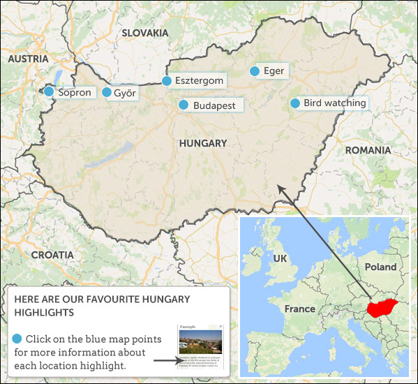 Hungary travel guide. Helping Dreamers Do.