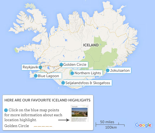 Where to go on an Iceland short break holiday Helping Dreamers Do