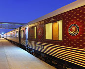 Luxury rail travel