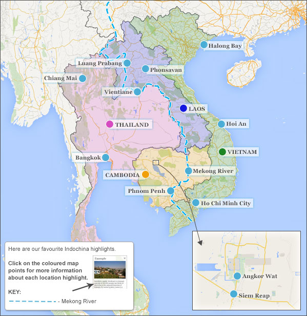 South East Asia highlights. South East Asia highlights and travel ...