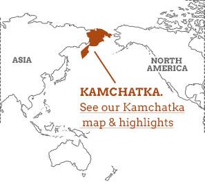 Kamchatka Peninsula On World Map.Kamchatka Travel Guide Helping Dreamers Do