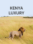 Kenya luxury