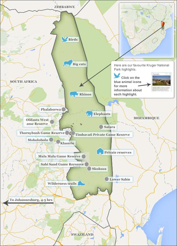 Kruger National Park travel guide