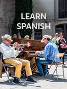 Learn Spanish travel guide
