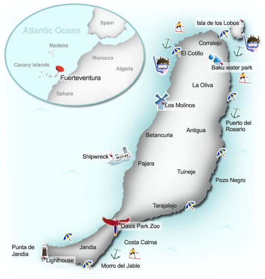 Fuerteventura history geography Insiders travel guide to