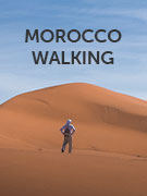 Morocco walking