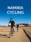 Namibia cycling