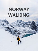 Norway walking