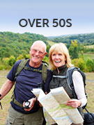 Over 50s  travel guide