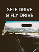 Self drive & fly drive