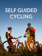 Self guided cycling