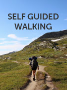 Self guided walking
