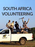 South Africa volunteering