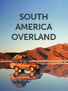 South America overland