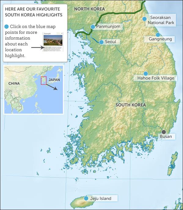 South Korea Travel Guide Helping Dreamers Do