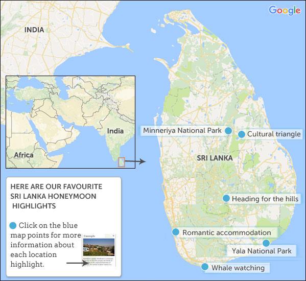 Where To Go On A Honeymoon In Sri Lanka Helping Dreamers Do - Where is sri lanka