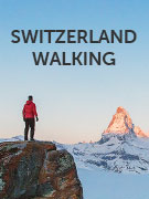 Switzerland walking