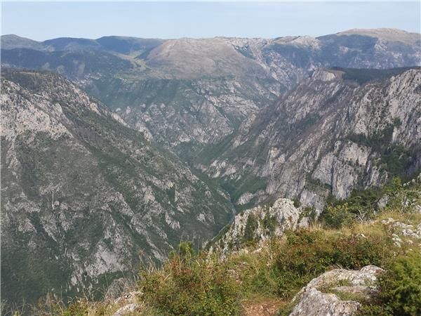 Montenegro walking holidays