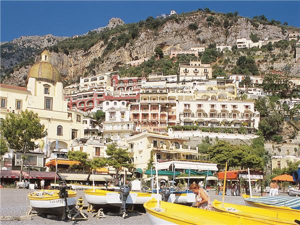 Amalfi to Sorrento walking holiday in Italy