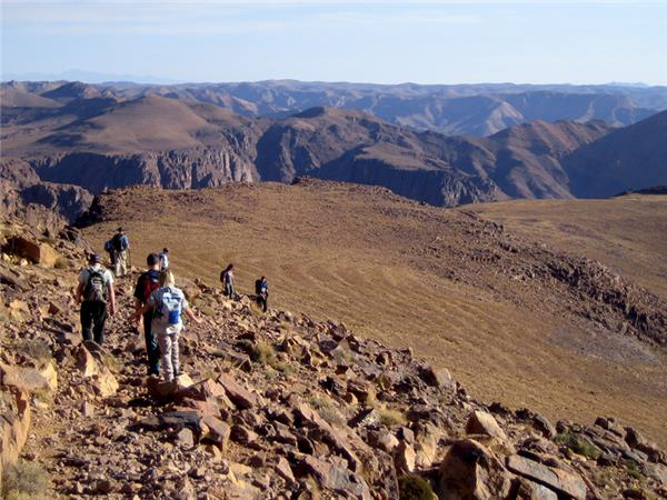 Atlas Mountains winter trekking holiday, Morocco