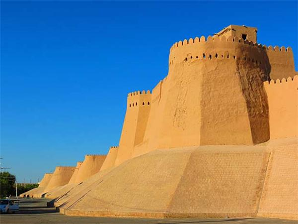Uzbekistan small group tour