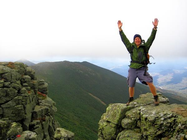 Appalachian Trail walking holiday, America, lodges