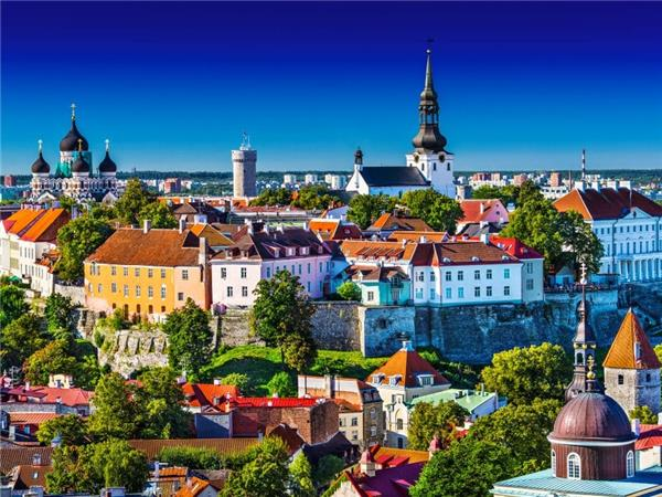 Baltic capital cities tour