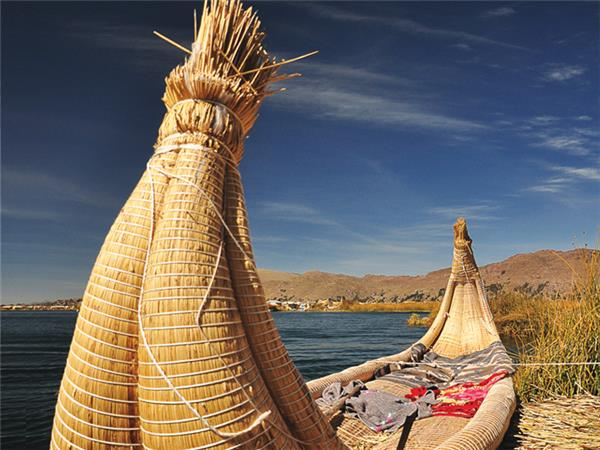 Peru small group holiday, Inca Trail & Lake Titicaca
