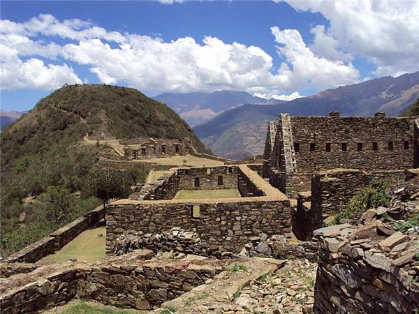 Peru trekking holiday to The Lost City of Choquequirao