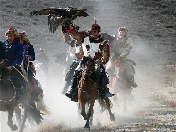 Wild Mongolia and Golden Eagle Festival holiday