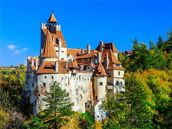 Romania highlights small group holiday